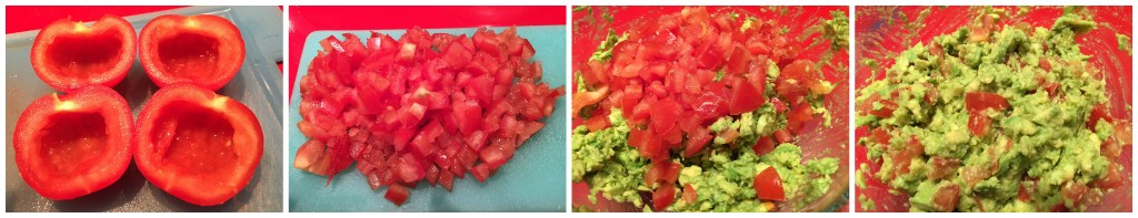 guacamole avocado nachos mexico messico ricetta recipe romyspace tutorial food blog antipasto appetiser pomodoro
