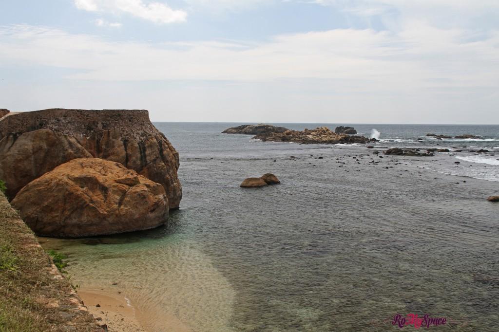 il mare di Galle