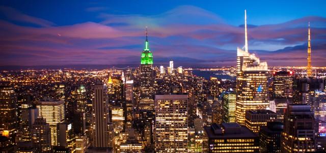 Di che colore sarà stasera l'Empire State Building?
