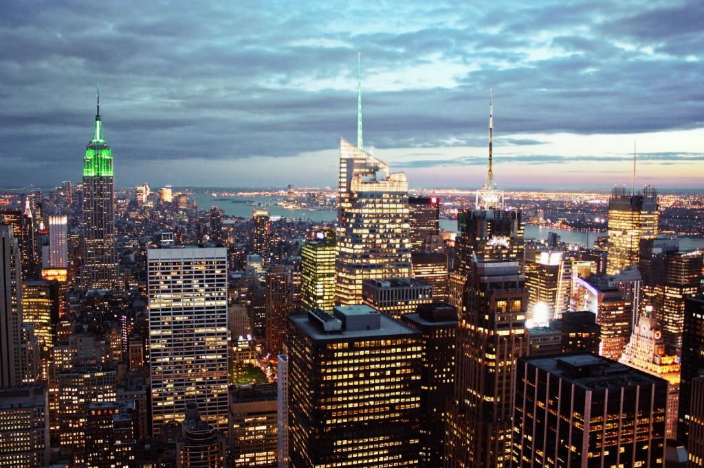 Vista dell'Empire State Building - Credits: Dimitry B