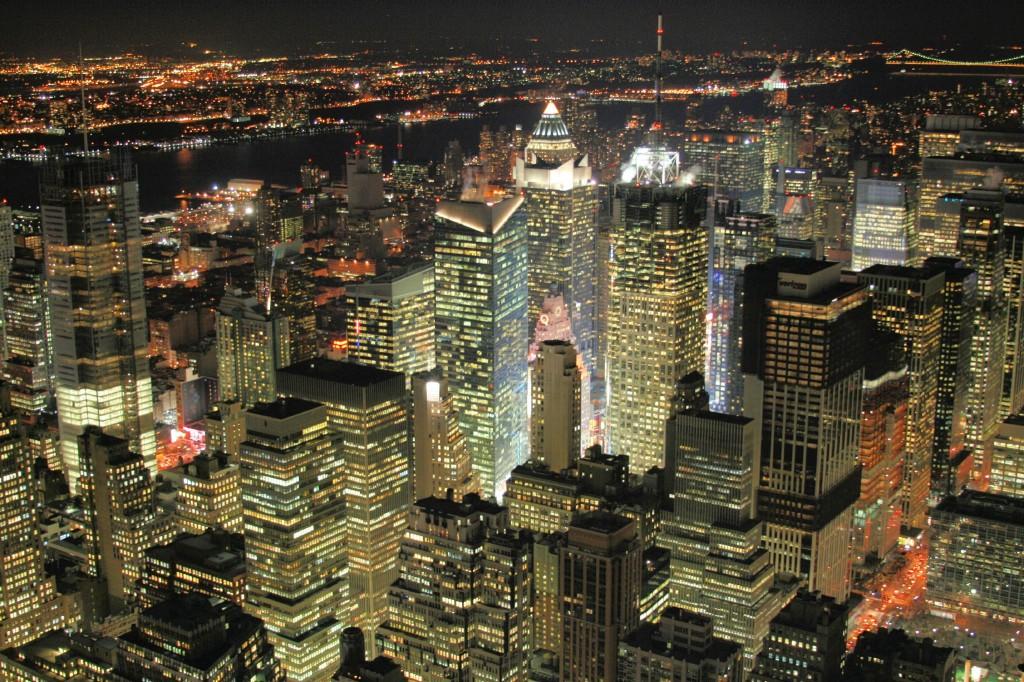 Vista dall'Empire State Building - Credits: Jay Reed