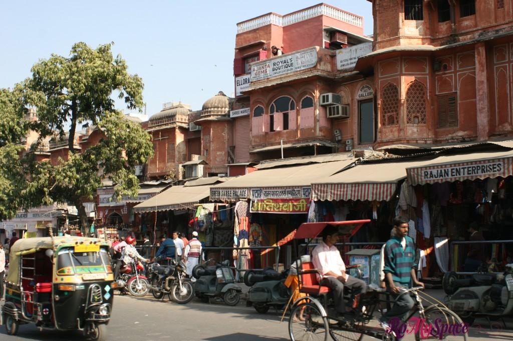 jaipur - la città rossa
