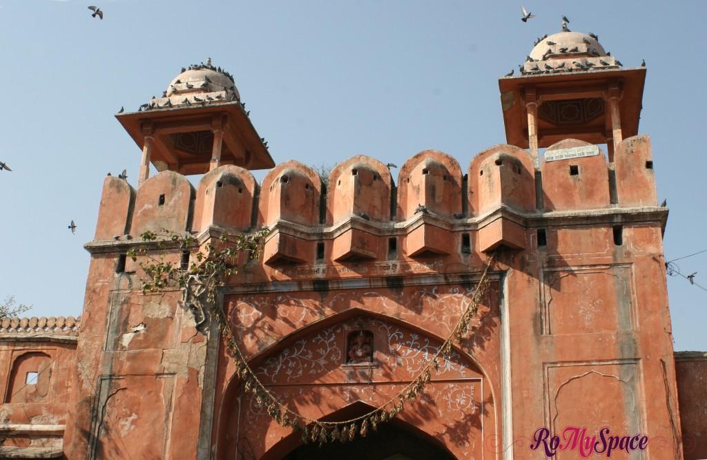 jaipur - città vecchia