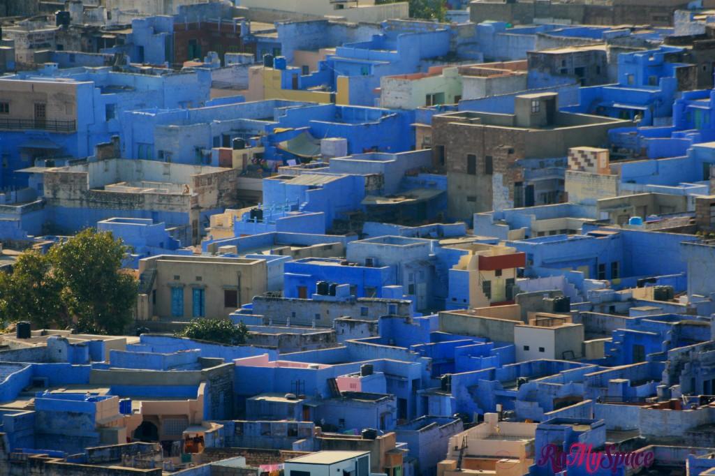 jodhpur - la città blu