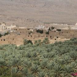 Wadi Ghul e il villaggio di Al-Hamra