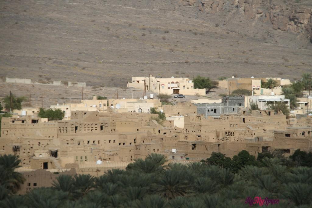Villaggio di El Hamra