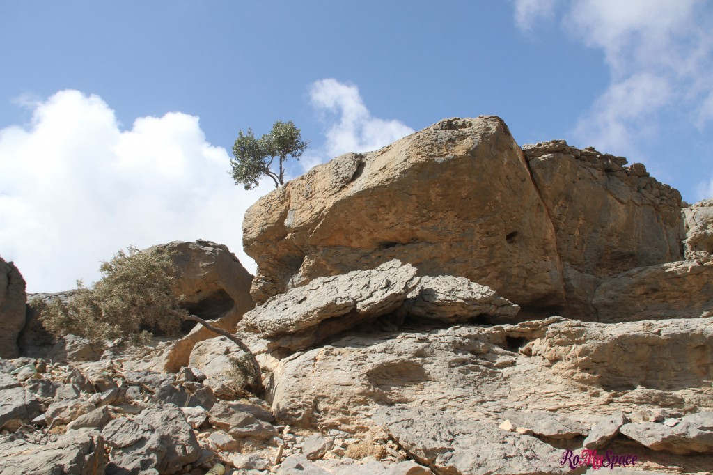 Wadi Ghul - Jabel Shams