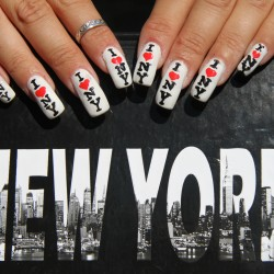 NYC Nail Art