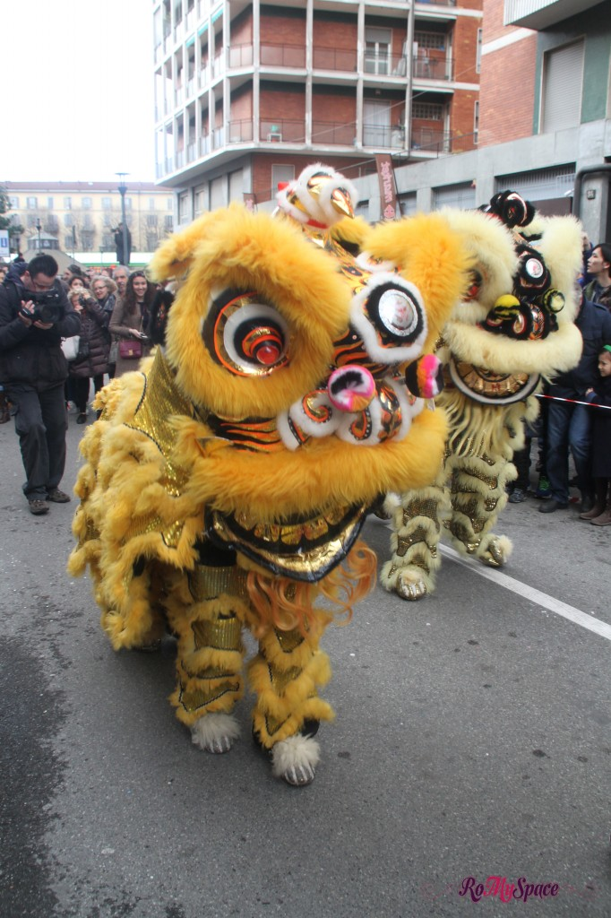 Capodanno Cinese 2015 Milano Paolo Sarpi anno della capra 2015