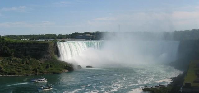 Le intramontabili Niagara Falls