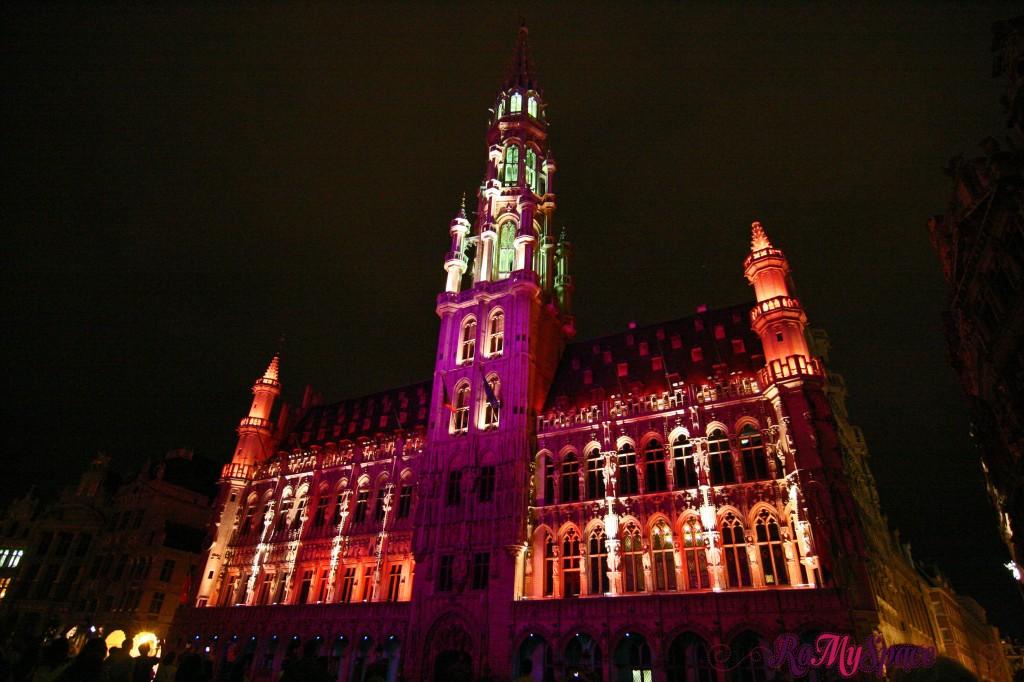 Bruxelles Hotel de Ville