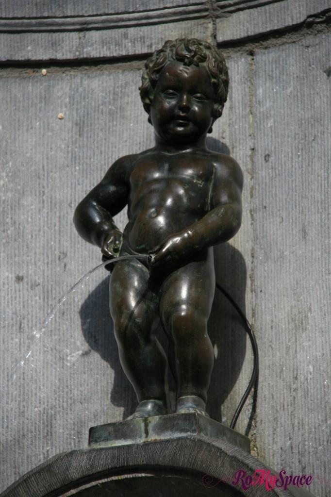 Bruxelles Mannekepis