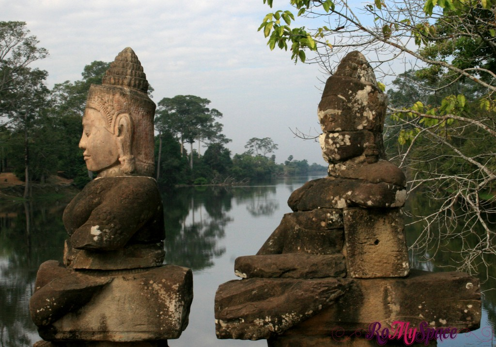 angkor thom - ingresso sud