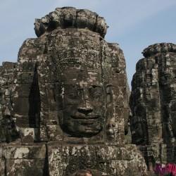 La maestosa città Khmer di Angkor Thom e il mistero di Bayon