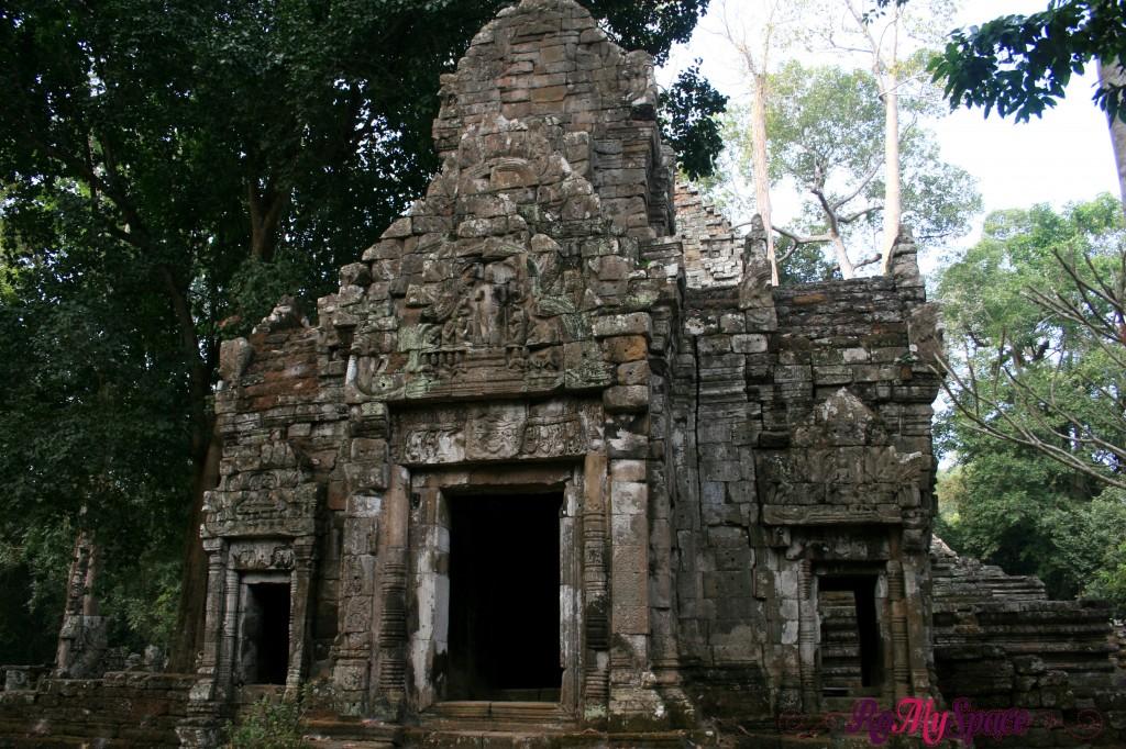 angkor thom - preah palilay