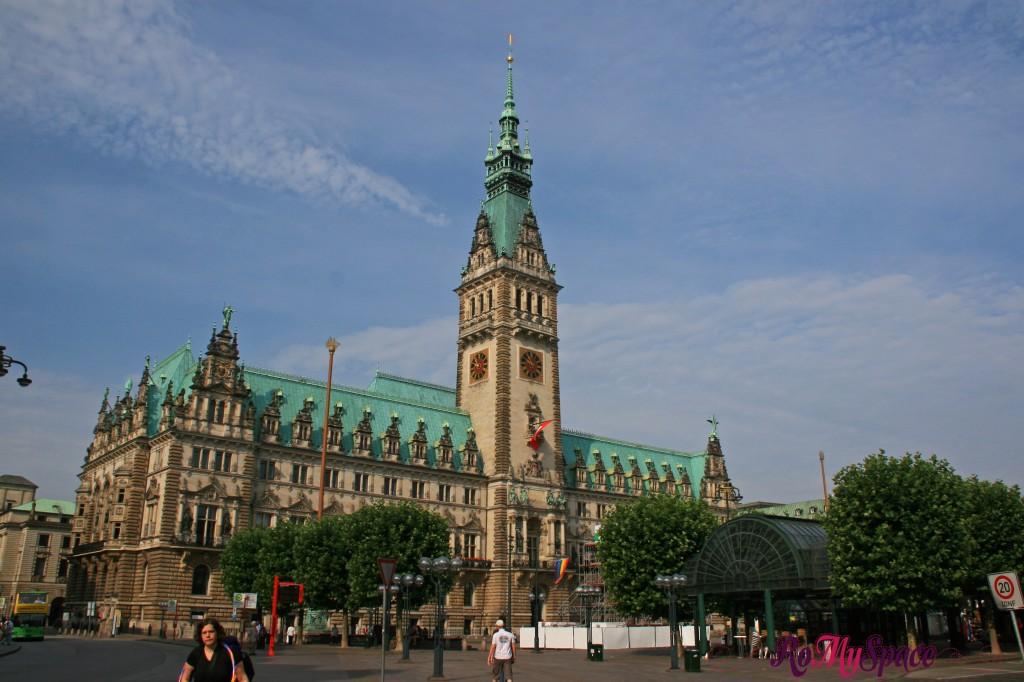 Amburgo - città vecchia