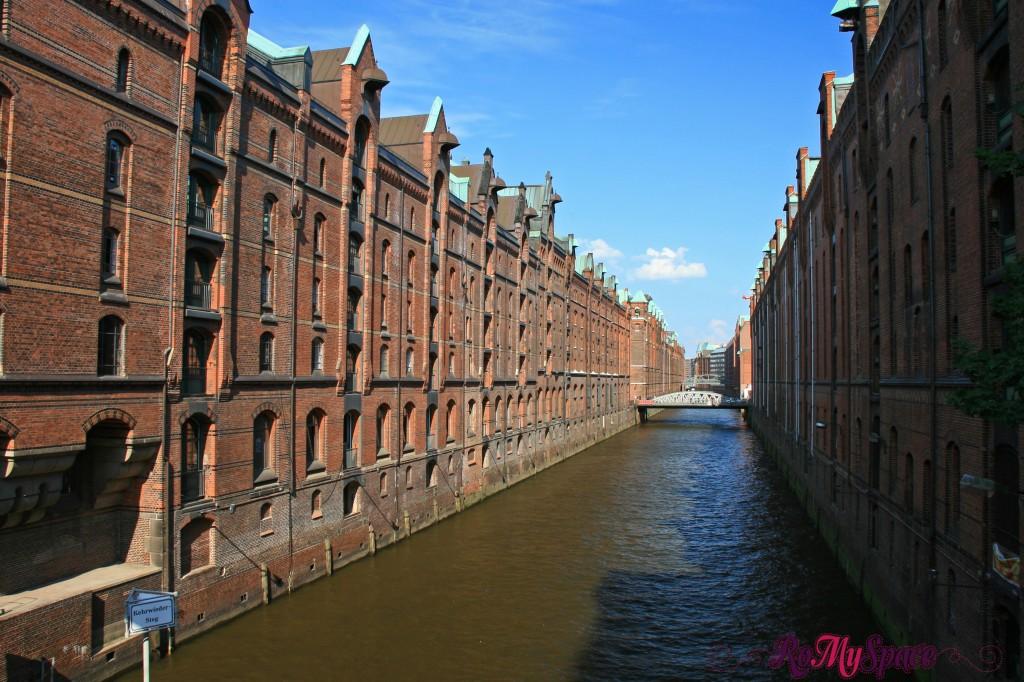 Amburgo - vecchi magazzini