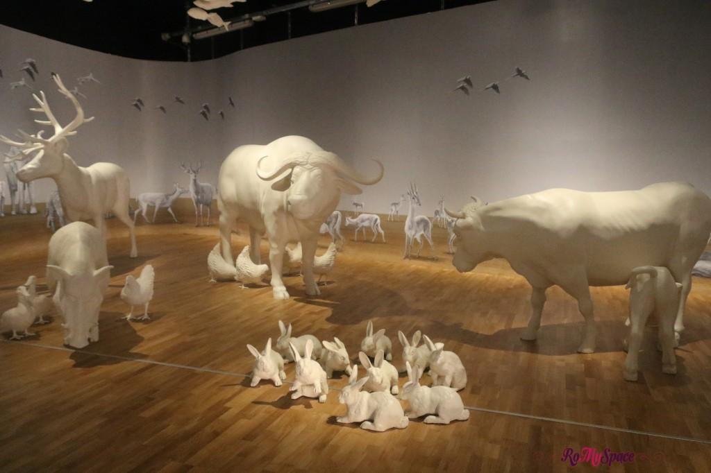 Padiglione Zero - L'addomesticazione animale