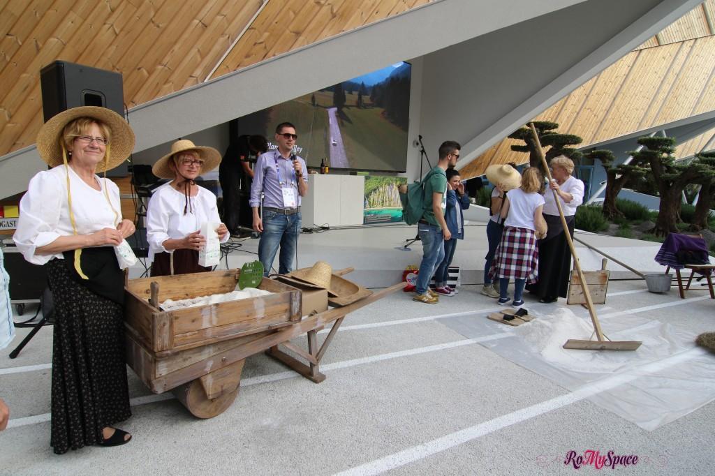 Pad. Slovenia - Le Saline di Pirano