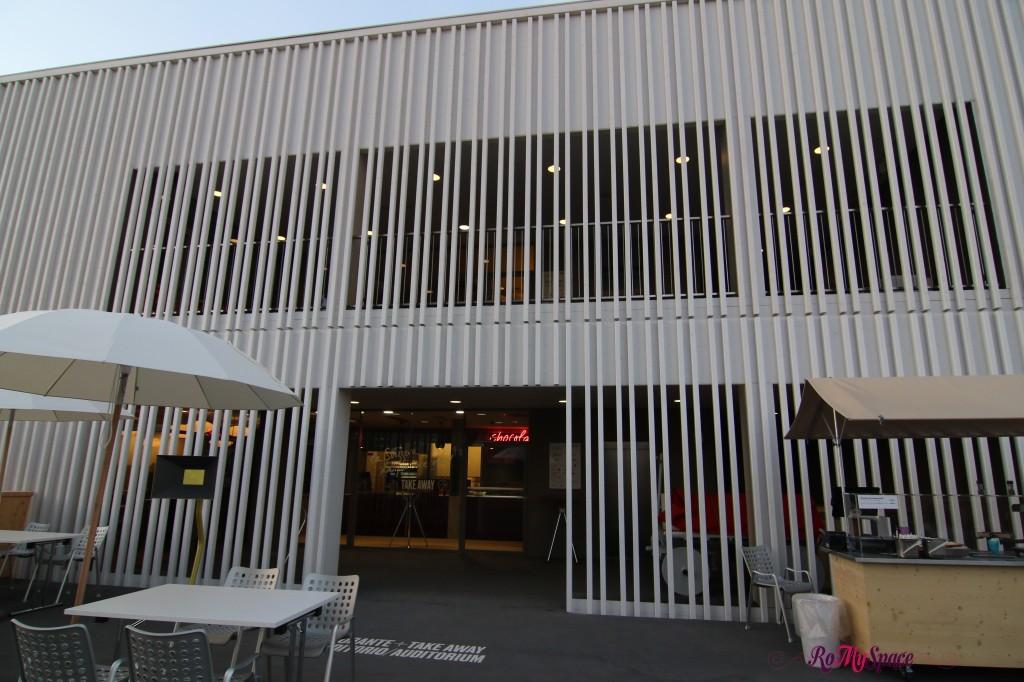 Padiglione Svizzero - Ristorante