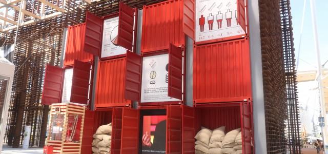 EXPO2015 Cluster del Caffè