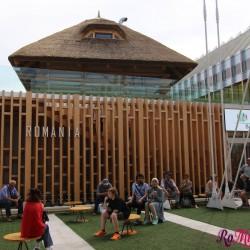 EXPO2015 Padiglione Romania