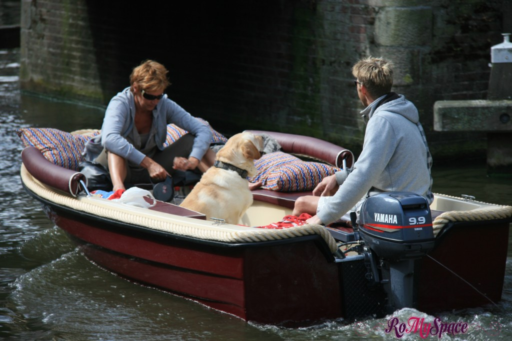 Alkmaar - relax lungo i canali