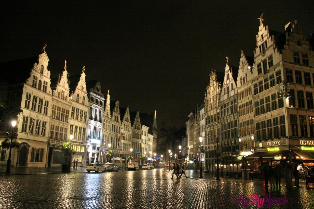 Anversa case delle corporazioni