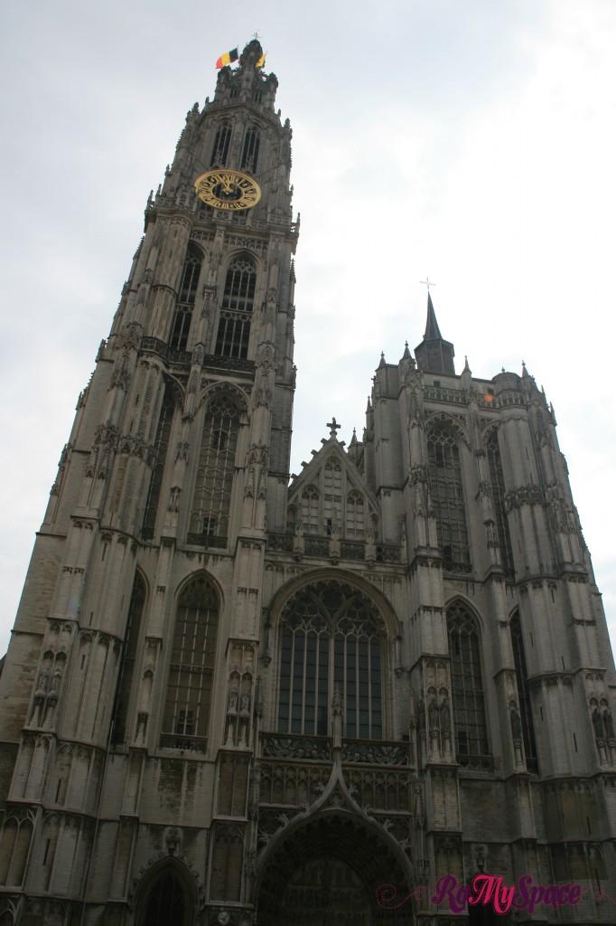 Anversa - la cattedrale