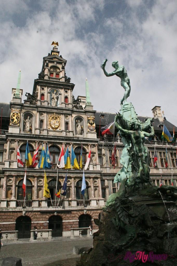 Anversa - Municipio
