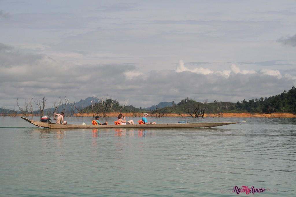 in barca - batang ai national park