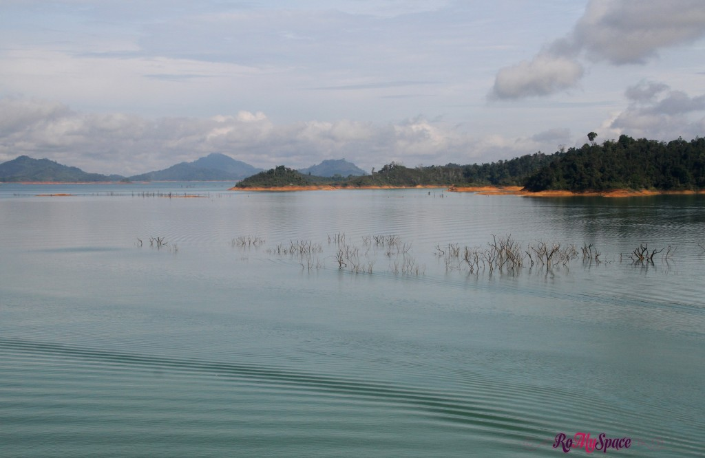 lago  - batang ai national park