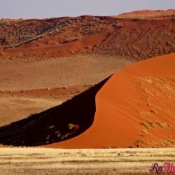 Le dune rosse del Deserto del Namib