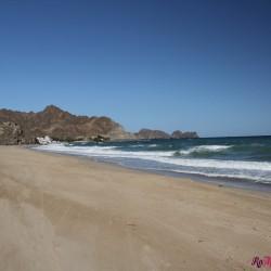 Al Bustan: una spiaggia deserta e un relax a 5 stelle