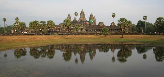 Alla scoperta dell'impero Khmer
