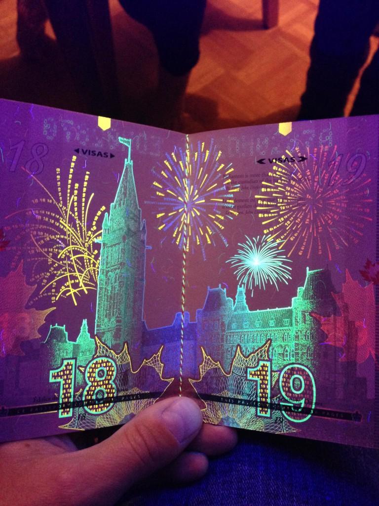 passaporto canadese