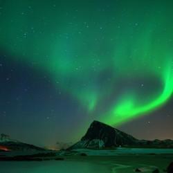 I luoghi migliori per vedere l'aurora boreale