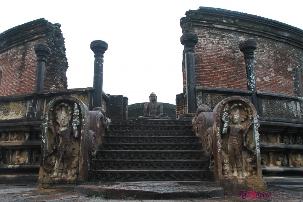 polonnaruwa - vatadage