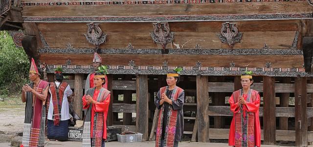 I Batak, il popolo totemista