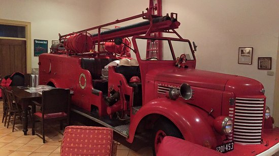 fire engine adelaide