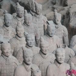 L'esercito di terracotta di Xi-an