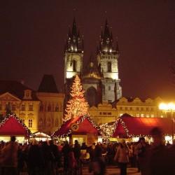 Mercatino di Natale di Praga