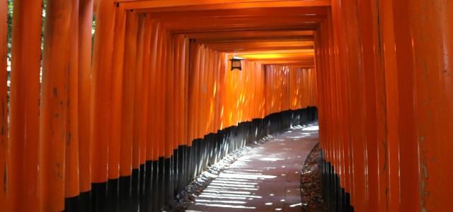 I mille templi di Kyoto