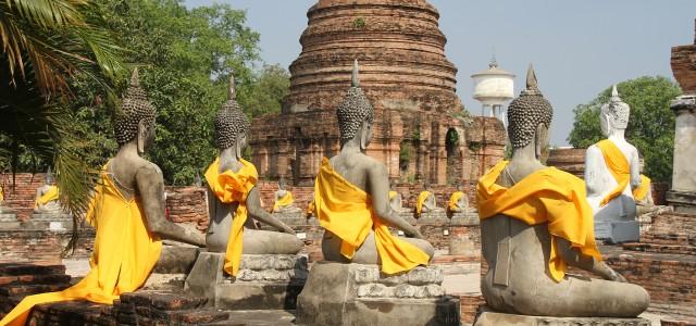 Ayutthaya, l'antica capitale della Thailandia