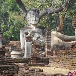 Kamphaeng Phet, la città fortezza