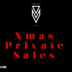 Christmas Private Sales Milan
