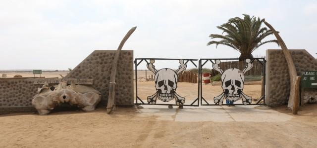Tra le dune della Skeleton Coast