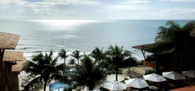 Praia de Ponta Negra, una delle spiagge più conosciute di Natal