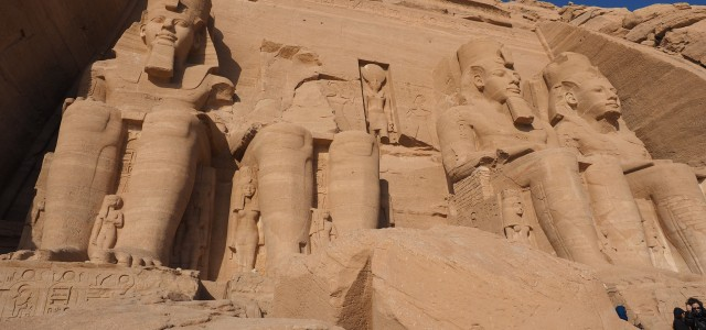 Crociera sul Nilo e avventura nel deserto