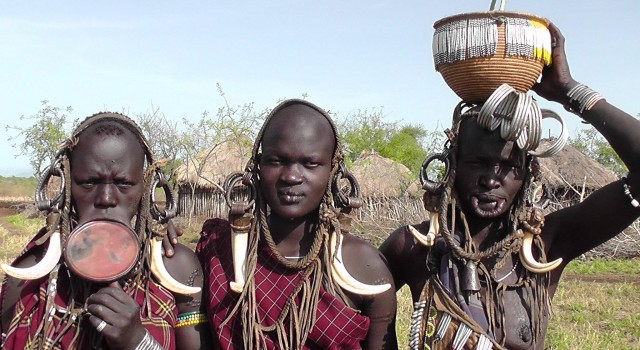 Ethiopia del sud e Valle dell'Omo: un viaggio nel tempo